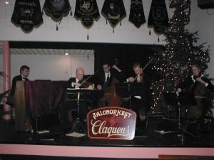 Salonorkest Claqueur